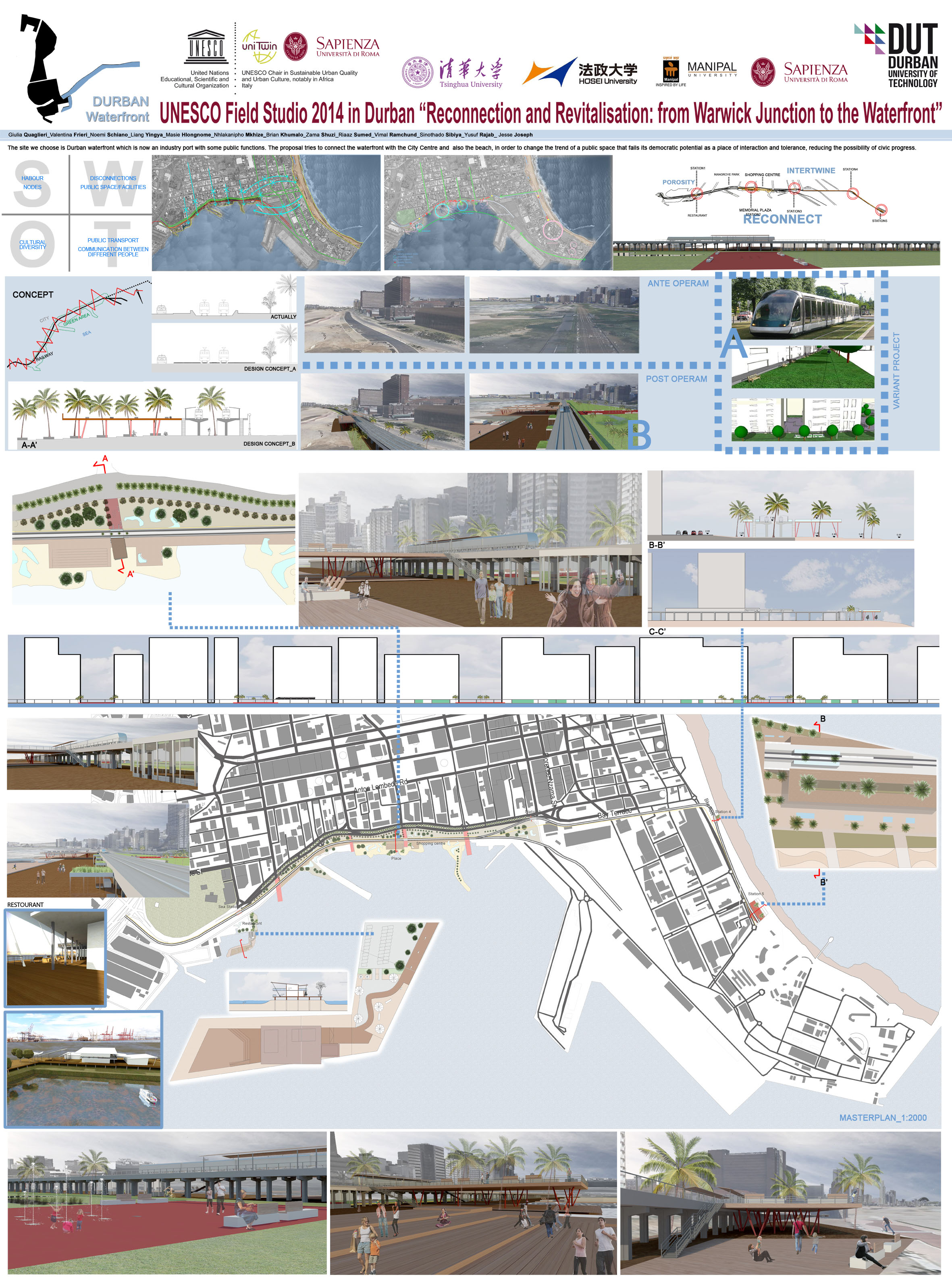 waterfront architecture thesis Dzulfadzli and said, ismail (2007) bachelor of architecture thesis : proposed  waterfront park at stulang laut, johore bahru, johore other thesis.