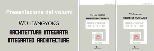 presentation of wu liangyong book integrated architecture unesco
